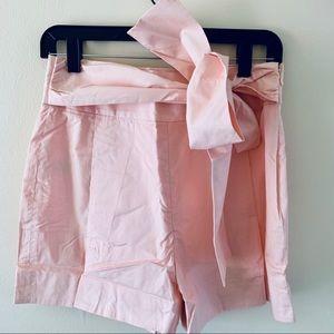 J. Crew Tie Waist Shorts